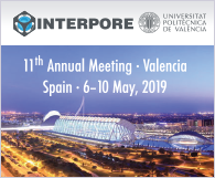 The 11th Annual Meeting InterPore 2019, Valencia, Spain