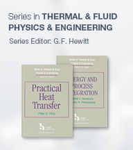Series in Thermal & Fluid Physics & Engineering