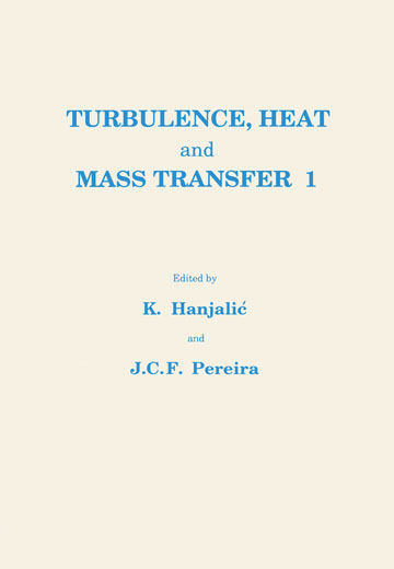 Turbulence, Heat and Mass Transfer 1