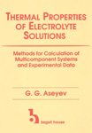 Thermal Properties of Electrolyte Soluti...