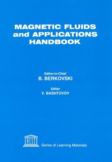Magnetic Fluids and Applications Handbook