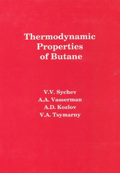Thermodynamic Properties of Butane