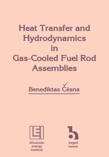 Heat Transfer and Hydrodynamics in Gas-Cooled Fuel Rod Assemblies