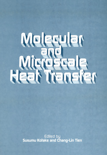 Molecular and Microscale Heat Transfer