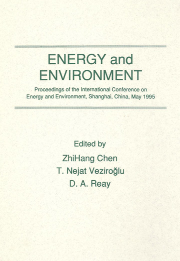 Energy and Environment, 1995