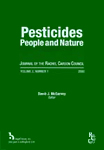 Pesticides, People and Nature