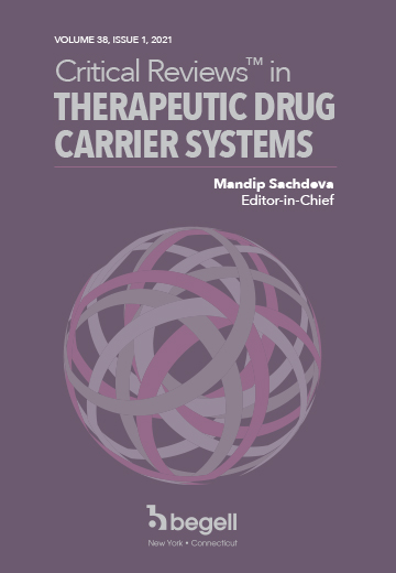 Critical Reviews™ in Therapeutic Drug Carrier Systems