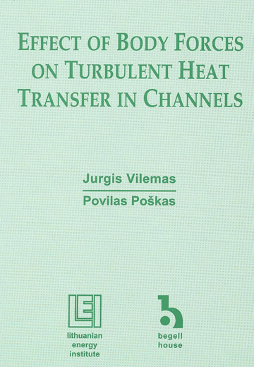 Effect of Body Forces on Turbulent Heat Transfer Channels