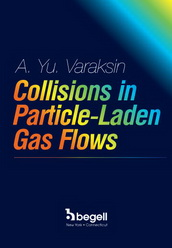 Collisions in Particle-Laden Gas Flows