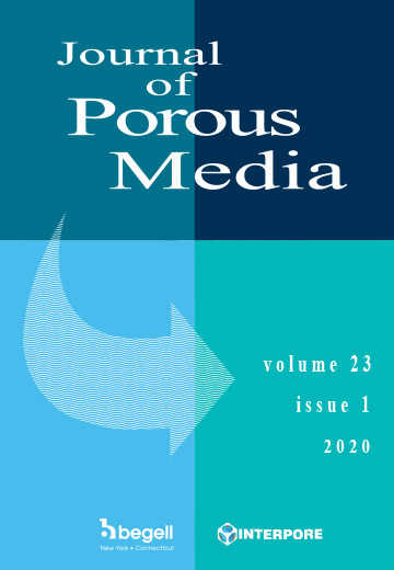 Journal of Porous Media