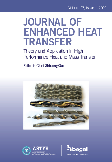 Journal of Enhanced Heat Transfer