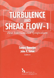 Turbulence and Shear Flow Phenomena -1 First International Symposium