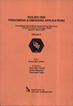 Boiling 2000 Phenomena and Emerging Applications Volume 2