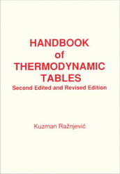 Handbook of Thermodynamic Tables