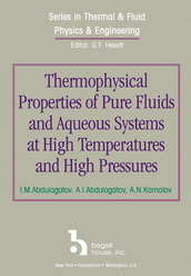 Thermophysical Properties of Pure Fluids...