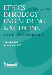 Ethics in Biology, Engineering and Medicine: An International Journal