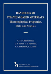 Handbook of Titanium Based Materials: Th...