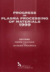 Progress in Plasma Processing of Materials 1999