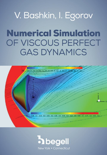 Numerical Simulation of Viscous Perfect Gas Dynamics