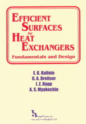 Efficient Surfaces for Heat Exchangers. ...