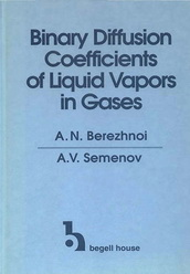Binary Diffusion Coefficients of Liquid ...